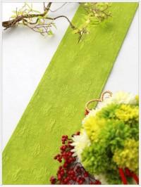 緑系重ね衿